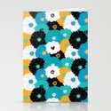 color flower Stationery Cards
