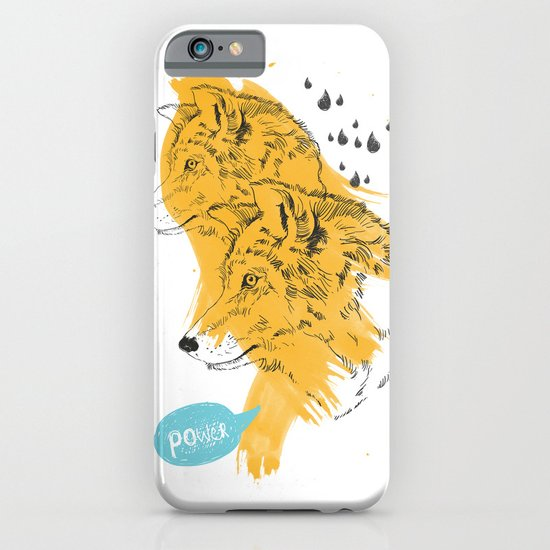 Wolves iPhone & iPod Case