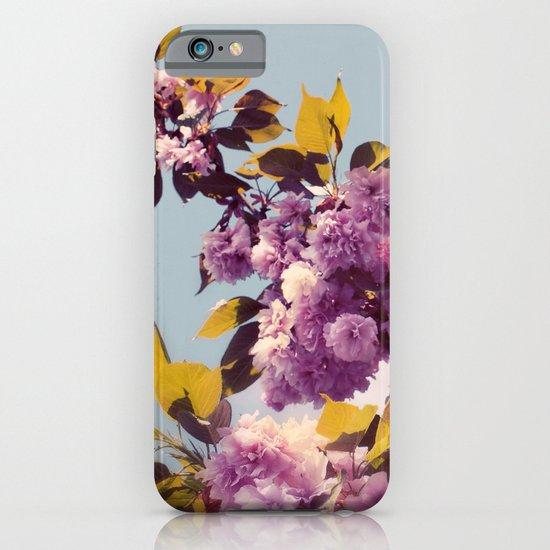 Vintage Blooms iPhone & iPod Case