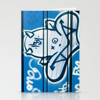 Blue Devil Stationery Cards