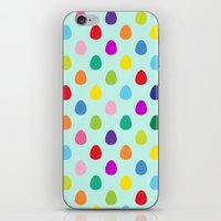 Mini Eggs iPhone & iPod Skin