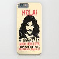 Inigo Montoya iPhone 6 Slim Case