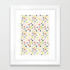 Lovely Party Framed Art Print