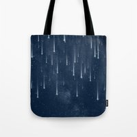 Wishing Stars Tote Bag