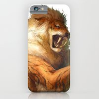Pokemon-Arcanine iPhone 6 Slim Case