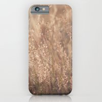 Sunset In The Field iPhone 6 Slim Case