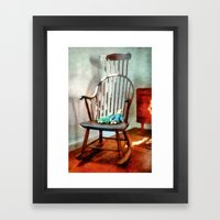Special Friends - Waterc… Framed Art Print