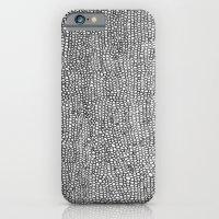 Bubbles 2 iPhone 6 Slim Case