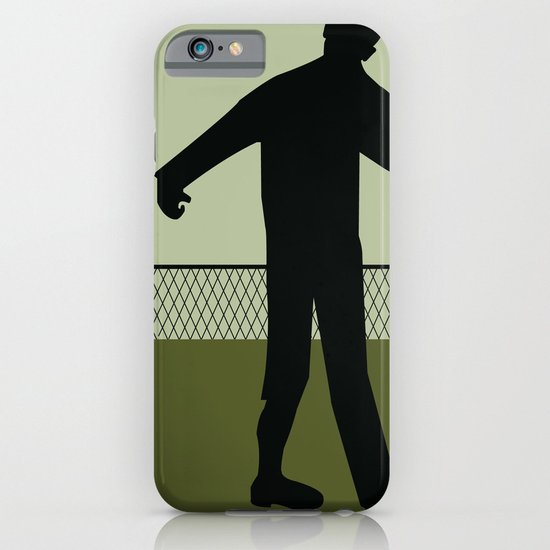 Walking Dead iPhone & iPod Case