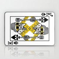 Dead King Card Laptop & iPad Skin