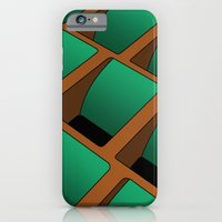 iPhone & iPod Case featuring Ground Control by Charles Emlen