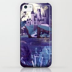 Never a Quiet Year at Hogwarts iPhone 5c Slim Case