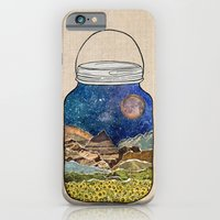 iPhone Cases featuring Star Jar by Jenndalyn
