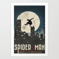 Spider-Man Turn Off The … Art Print