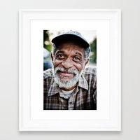 Sam I Am Framed Art Print