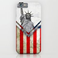 Flag - USA iPhone 6 Slim Case