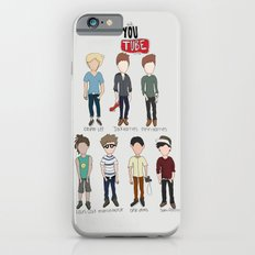 Youtube Boys  Slim Case iPhone 6s