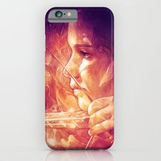 Catching Fire iPhone 6s Slim Case