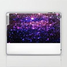 Pink Purple Blue Stars Laptop & iPad Skin