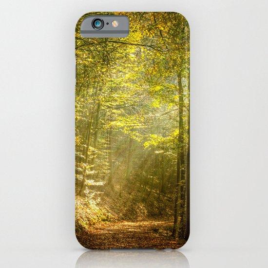 light my way iPhone & iPod Case