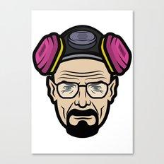 Walter White (Breaking Bad) Canvas Print