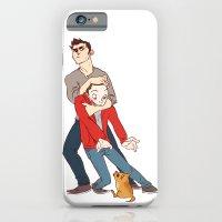 goober derek iPhone 6 Slim Case