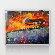 Melody saxophone Laptop & iPad Skin