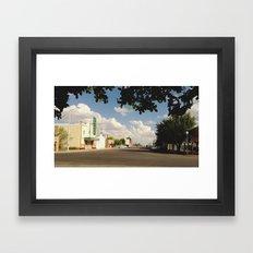 Marfa, Texas Framed Art Print