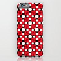 Seventies Mosaic iPhone 6 Slim Case