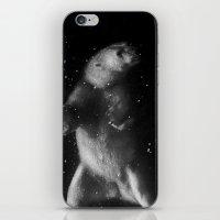 Polar Bear Dream iPhone & iPod Skin