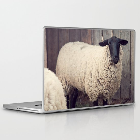 have you any wool? Laptop & iPad Skin