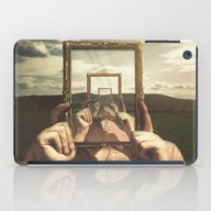 Empty Frame iPad Case