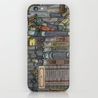 Closed Books iPhone 6 Slim Case