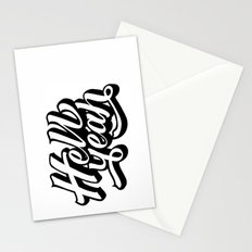 Hell Yeah! Stationery Cards