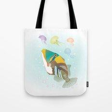 Triggerfish  Tote Bag