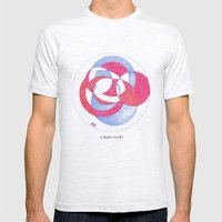 Cirque-cle #1 Mens Fitted Tee Ash Grey SMALL