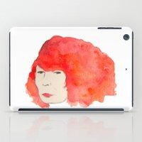 Fire Head iPad Case