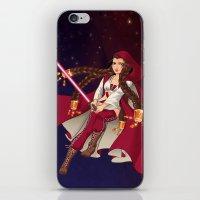 Jedi Jade iPhone & iPod Skin