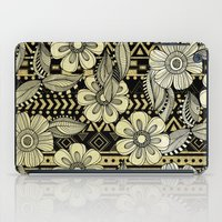 Floral Ink iPad Case