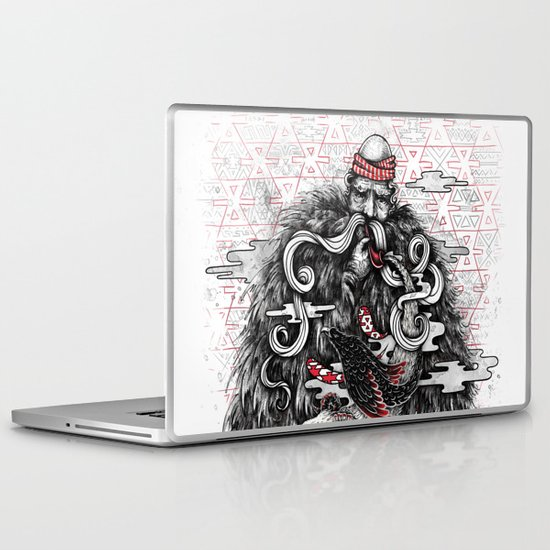 Call of Tradition Laptop & iPad Skin