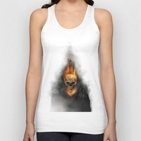 JOHNNY Unisex Tank Top