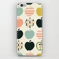Apple Orchard iPhone & iPod Skin