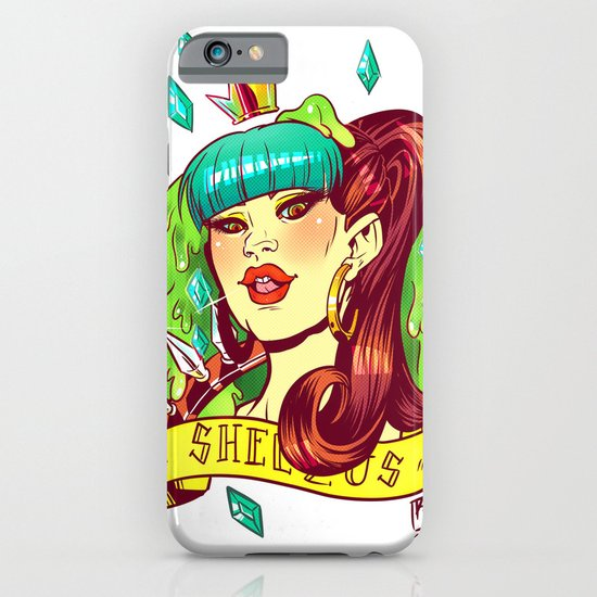 """Sheezus"" by Kailyn Boehm iPhone & iPod Case"