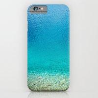 turquoise II. iPhone 6 Slim Case