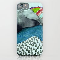 iPhone & iPod Case featuring Landscapes / Nr. 4 by dorc
