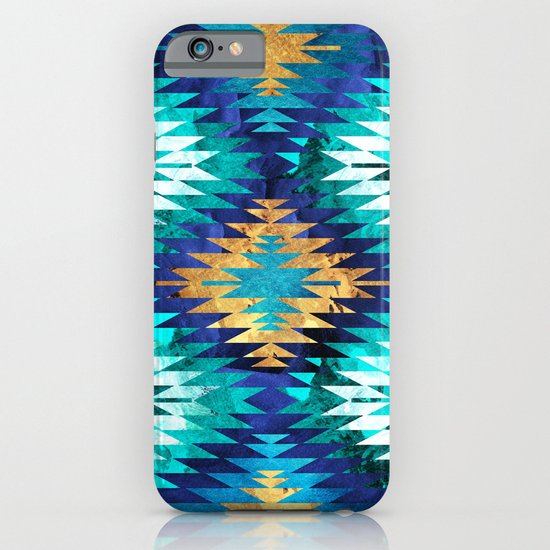 Inverted Navajo Suns iPhone & iPod Case