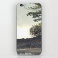 Warm Waters iPhone & iPod Skin