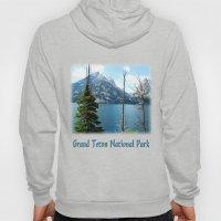 Grand Teton national Park landscape photography Hoody