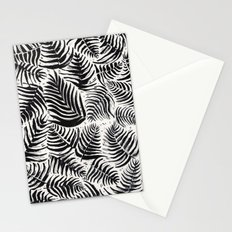 Palm Pattern Stationery Cards