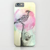 iPhone & iPod Case featuring Rest by Christine Lindstrom